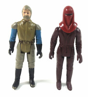 Star Wars LFL 1983 Action Figures Royal Guard/ General Madine
