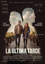 LA ULTIMA TARDE NUEVA Y SELLADA DVD PELICULA PERUANA CINE PERUANO