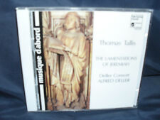 Tallis - The Lamentations Of Jeremiah -Deller Consort