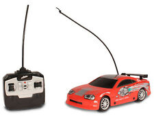 Fast and Furious__1:24 Scale RED TUNERz Full Function Radio Control__49 MHZ__MIB
