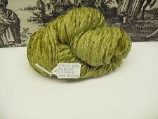 Acrylic Chenille Yarn 1300 YPP 1 Skein 4 oz. Clover