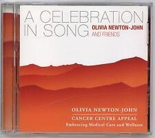 CD Olivia Newton-John A CELEBRATION IN SONG Australia 2008 Cliff Richard, B.Gibb