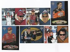 2001 Optima GOLD Complete 50 card set BV$30! Gordon, Dale Jr., Newman ROOKIE!