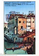 Griffo e altri VENEZIA COMICS lotto 10 cartoline