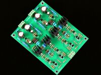 Bryston circuit two-channel pure class A preamp board adopts DOA33 module  L5-33