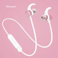 Wireless Bluetooth 5.0 Sweatproof Sport Gym Headset Stereo Headphone Earphone