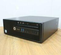 HP Pro 400 G3 SFF Desktop Window 10 Intel Core i3 6th Gen 3.7 4GB 1TB SSHD WiFi