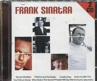 FRANK SINATRA - FRANK SINATRA on 2 CD's  - NEW -