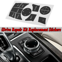 Repair Kit Replacement Stickers Decals Black For BMW 3 Series 5 Series