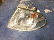BMW E46 SALOON TOURING ORIGINAL PRE-FACELIFT 99-01 LEFT FRONT INDICATOR ASSEMBLY