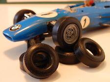8 pneus AV Carrera Exclusiv 1/24