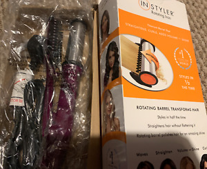 In Styler Rotating Iron New