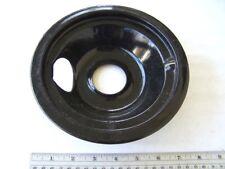 "Stove Eye or Stove Element Drip Pan 7 1/2"" dia. used"