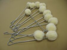Wool Daubers  Dye & Finish Applicator Leather Dyeing  wholesale from US seller