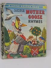 Little Golden Book Mother Goose Rhymes
