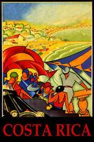 Jai Alai Fashion World/'s Fastest Sport 170 m.p.h Vintage Poster Repro FREE S//H