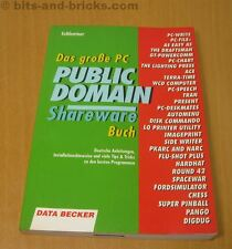 El gran PC public domain shareware libro