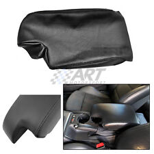 Funda de reposabrazos para Bmw E46 Coupé cuero negro armrest cover leather