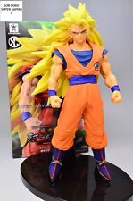 DRAGON BALL FIGURE COLOSSEUM SCULTURES BIG ZOUKEIO 6 VOL.5 GOKU SUPER SAIYAN 3