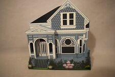 Shelia'S 1992 Young-Larson House Eureka, Ca Shelf Sitter Lad11-Ii Nib (e818)