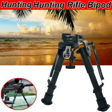 """Tactical Rifle Bipod 6""""-9"""" Adjustable Foldable Leg w/ Adapter for 20mm Rail"""