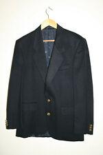 Christian Dior Pure Cashmere MENS JACKET Black Luxury Blazer Gentlemans Size M