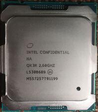 Intel Xeon E5 2623 V4 ES QK3R 2.6Ghz 4Core 10MB 14nm 85W LGA2011-3 CPU Processor