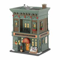 Department 56 Christmas in the City Fulton Fish House (4030345)