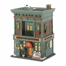 "Department 56 Christmas in the City ""Fulton Fish House"" (4030345)"