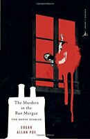 Murders in the Rue Morgue (Modern Library) by Edgar Allan Poe Paperback Book The