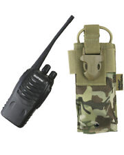 GPS Radio Pouch Multicam Molle Military Army Patrol BTP MTP Camo Airsoft Molle
