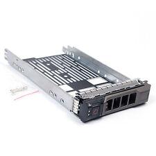 """For Dell Poweredge R410,T410,R720,R620 R420 T420 3.5"""" SAS,SATA HDD Caddie F238F"""