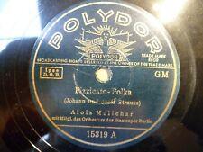 "12"" - 78 RMP - Staatskapelle Berlin - Alois MELICHAR – Pizzikato-Polka - 15319"
