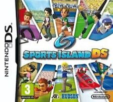 Sports Island Game Nintendo DS Ex-display Courier Delivery