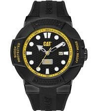 CATERPILLAR Shockmaster CAT SE.161.21.117 Men's sport Silicon Analog Watch 48mm
