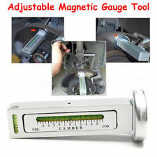 Magnetic Gauge Tool Fit Car Truck Camber Castor Strut Wheel Alignment Stock New