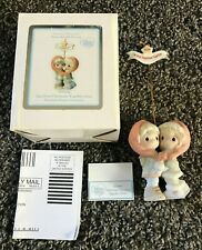 Precious Moments 'Our First Christmas Together' 2010 Dated-Ornament #101004