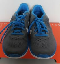 New Nike Men's Summer Samples 3999 Fitsole Athletic Shoes Size 10 ~ Gray/Blue