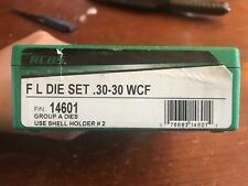 RCBS Group A Two-Die Set .30-30 WCF Reloading Dies 14601 Free Shipping