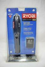 NEW Ryobi HP24 Cordless Screwdriver 2.4 Volt