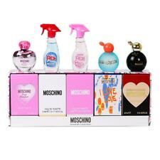 Miniature Collection By Moschino For Women 5 Piece Gift Set