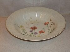 """MIKASA CHINA MARGAUX PATTERN ROUND VEGETABLE BOWL 10 3/8"""" EXCELLENT!"""