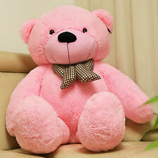 "Joyfay® 63"" Pink Giant Teddy Bear 160cm Stuffed Toy Birthday Gift"