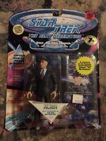 Star Trek TNG - Action Figure - #003376 Picard as Dixon Hill 1994 Playmates