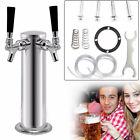 Beer Dispenser Kit Draft Beer Kegerator Tower Stainless Steel Beer Dispenser