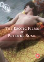 Neuf The Érotique Films De Peter De Rome DVD