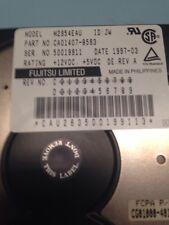 Fujitsu M2954EAU 4gb 80 Pin SCSI Drive HDD