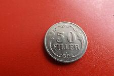 *Top Zustand ! Ungarn 50 Filler 1939 * Fast st !! Selten (BOX 1)
