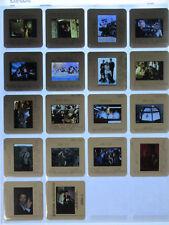 United Artists + MGM 35mm Slide Lot 18Diff Hackers Goldeneye Species Fluke ++