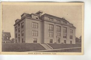 Sepia High School Greenwich CT